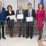 FOTO-VIDEO: Noii parlamentari de Dâmboviţa şi-au primit mandatele!