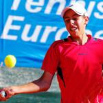TENIS: Radu Papoe, în pregătiri cu lotul național al României U16