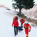 ATENŢIE! Restricţii pe traseele turistice din Bucegi. Consultă Servici...