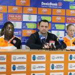 VOLEI: CSM Târgoviște, pregătită și motivată pentru meciul cu Khimik!
