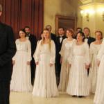 DÂMBOVIŢA: Corul Preludiu, concert de