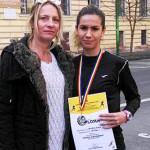 ATLETISM: Diana Ivăncescu, pe podium în prima etapă a Naționalelor