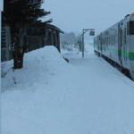 EXEMPLU: Gară ţinută deschisă pentru un singur navetist cu trenul!