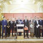CEREMONIE: Guvernul Grindeanu şi-a început mandatul!
