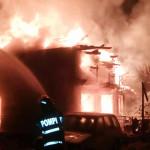 CĂLĂRAŞI: Imobil P+1, ars în totalitate! Incendiul a pornit de la un f...