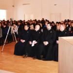FOTO: Unirea Principatelor Române, sărbătorită solemn de comunitatea d...