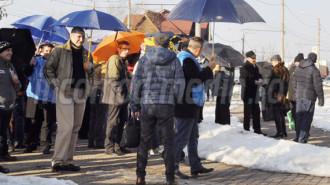 Cu umbrelă portocalie, Gabriel Banu - lider Sindicatul Metalurgistul Târgovişte