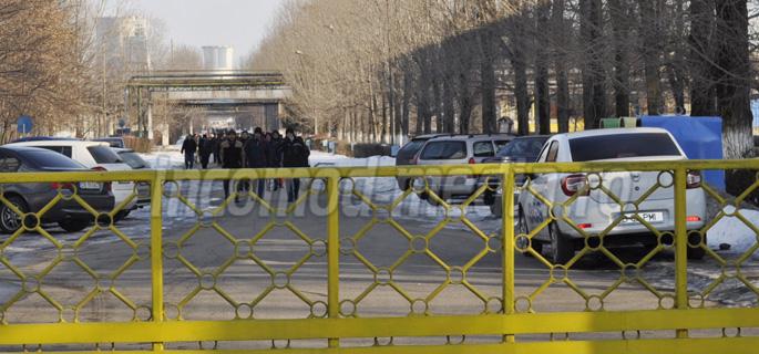 protest COS Targoviste 1