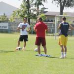 FOTBAL: Jucătorii de la Urban Titu  au revenit la antrenamente