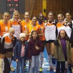 VOLEI: CSM Târgoviște, victorie lejeră cu SCM Pitești în campionat