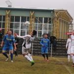 FOTBAL: FC Aninoasa a încheiat nedecis ultimul test de verificare