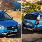 LANSARE: Dacia duce la Salonul Auto de la Geneva noul Logan MCV Stepwa...