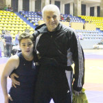 LUPTE: Maria Cioclea, medaliată cu bronz la Naționalele de tineret U23