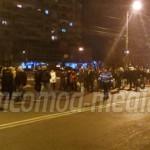 FOTO: 2.000 de oameni au ieşit în stradă la Târgovişte! Nu vă fie fric...