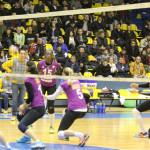 VOLEI: CSM Târgoviște s-a oprit în semifinalele Cupei