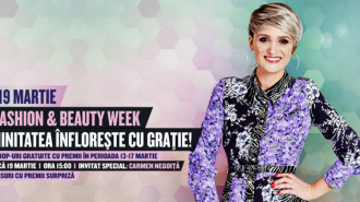 Ploiesti Shopping City - Fashion and Beauty Week
