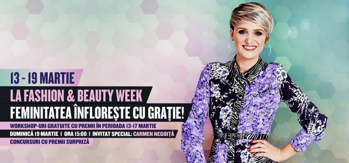 Ploiesti Shopping City - Fashion and Beauty Week