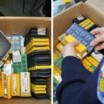 GIURGIU: 1.000 de piese şi accesorii pentru utilaje industriale, confi...