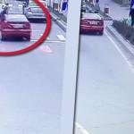 VIDEO: O adolescentă a fost accidentată pe trecerea de pietoni din zon...