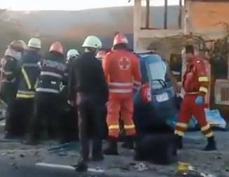 ARGEŞ: Accident cu doi morţi pe DN7, la Valea Ursului! VIDEO