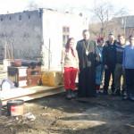 SOLIDARITATE: Preoţii şi credincioşii din Dâmboviţa construiesc case p...