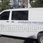 UPDATE: Ameninţarea cu bombă a vizat două licee din Târgovişte! Verifi...
