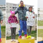ARUNCĂRI: Patru medalii de aur pentru sportivii de la CSȘ Târgoviște l...