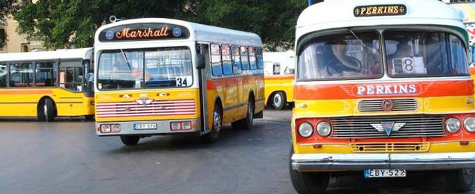 autobuze malta