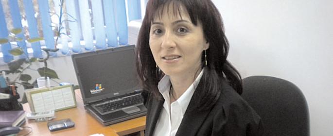 Corina Gârleanu (Sursa foto: gazetadambovitei.ro)