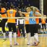 VOLEI: Victorie pentru CSM Târgoviște la startul play-off-ului
