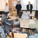 GIURGIU: Jandarmeria şi Centrul Antidrog desfăşoară activităţi prevent...
