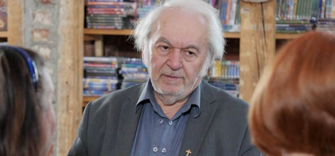 Prof. univ. dr. Pavel Chirilă (Sursa foto: tvrinfo.ro)