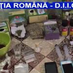 VIDEO: 58 de percheziţii la traficanţi de droguri şi etnobotanice din ...