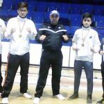 WUSHU: Marin Marius Mihai Martial Arts, patru sportivi, patru medalii ...