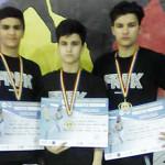 K1 LIGHT: Fraţii Marin din Târgovişte şi-au adjudecat alte medalii de ...