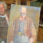 DUMNEZEU SĂ-L IERTE! S-a stins din viaţă artistul plastic Marin Petre ...