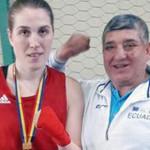 BOX: Mihaela Radu, de la CSM Târgovişte, pe primul loc la Cupa Românie...