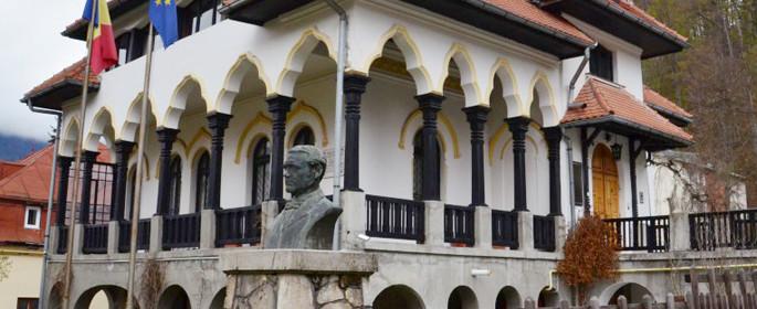 Muzeul Cezar Petrescu din Buşteni (Sursa foto: vizitati.ro)
