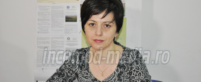 Oana Năstase - purtător de cuvânt APIA Dâmboviţa