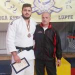 JUDO: Mădălin Oprinoiu, de la CS Târgovişte, bronz la Naționalele de S...
