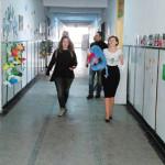 FOTO: Profesorii de la Şcoala 4 Moreni promovează învăţarea prin inter...