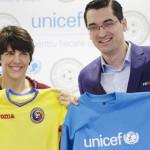 FRF și UNICEF promovează educaţia de calitate pentru copii şi combater...
