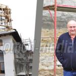 FOTO: Primăria Voineşti lucrează cu motoarele turate. Primele investiţ...