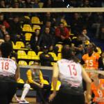 VOLEI: CSM Târgoviște a întrerupt șirul victoriilor în campionat