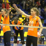 VOLEI:  CSM Târgovişte, duel cu CSM Bucureşti pentru locul 2 în clasam...