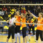 VOLEI: CSM Târgoviște atacă prima victorie în play-off-ul Diviziei A1