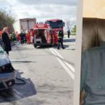 ACCIDENT: Şoferul de TIR care a omorât cinci oameni în Olt este din Dâ...