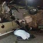 IPOTEZĂ: Accidentul rutier de la Tărtăşeşti a fost, de fapt, sinucider...
