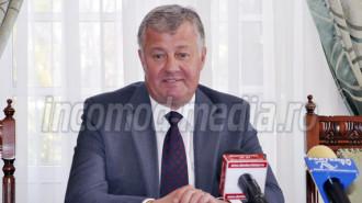 Conf. univ. dr. Călin Oros - rector Universitatea Valahia din Târgovişte