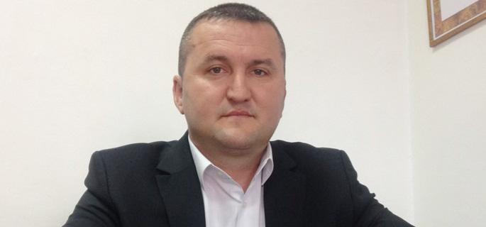 Claudiu Mănescu - director Direcţia Judeţeană de Sport şi Tineret Dâmboviţa (Sursa foto: www.djstdambovita.ro)